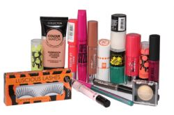 16 x Collection Makeup Assorted Full Size Cosmetics | RRP £45